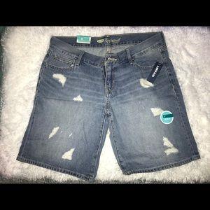 Old Navy Boyfriend Women Shorts
